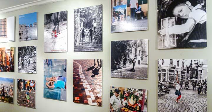 """Έκθεση φωτογραφίας """"Αστικές Περιπλανήσεις"""""""
