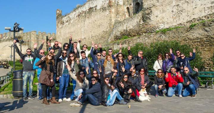 Φωτογραφική εξόρμηση στην Θεσσαλονίκη