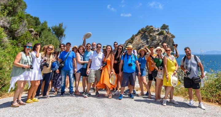 Travel & Social Media Photography Project #My_Skopelos